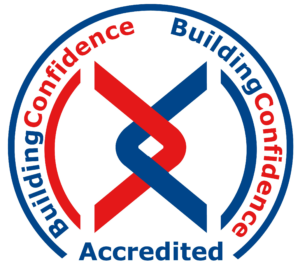 Building Confidence Logo