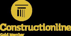 Construction Line Gold Member Logo
