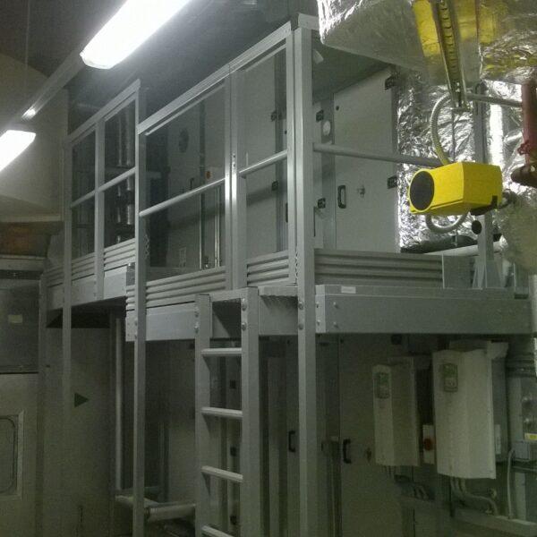 Maintenance Platforms