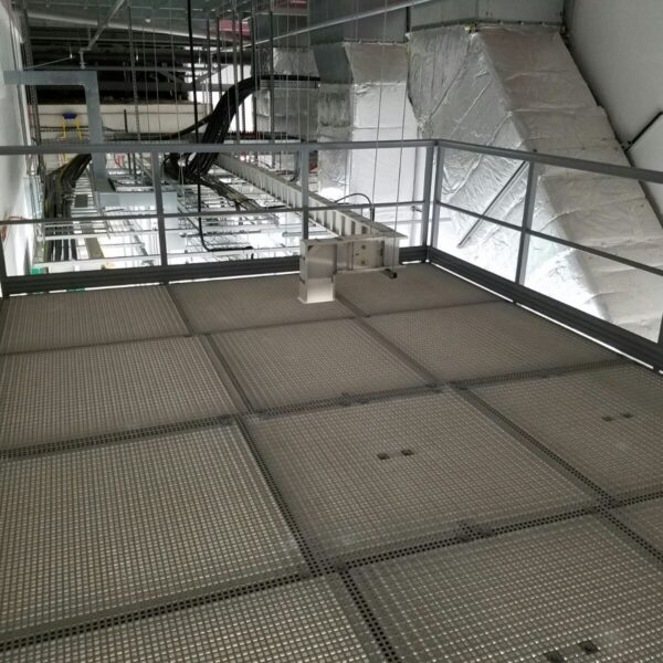 Mezzanine Decks