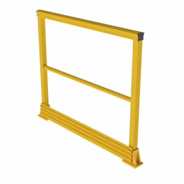 SafeRail™ Handrail Prefab Sections