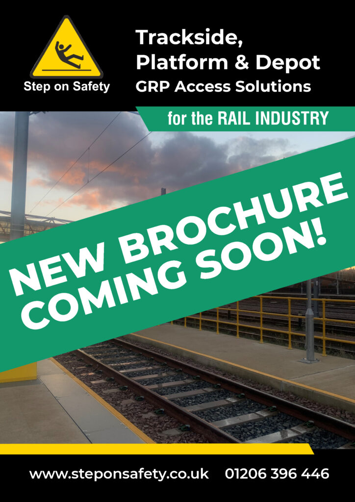 Preview of the Step on Safety Rail brochure