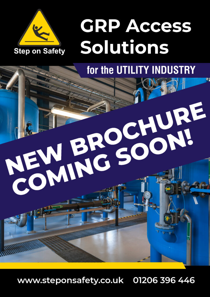 Preview of the Step on Safety Utility brochure