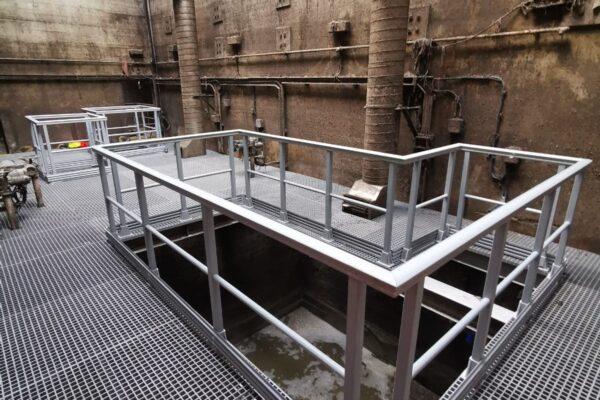 Pumping Station Chamber Renovation